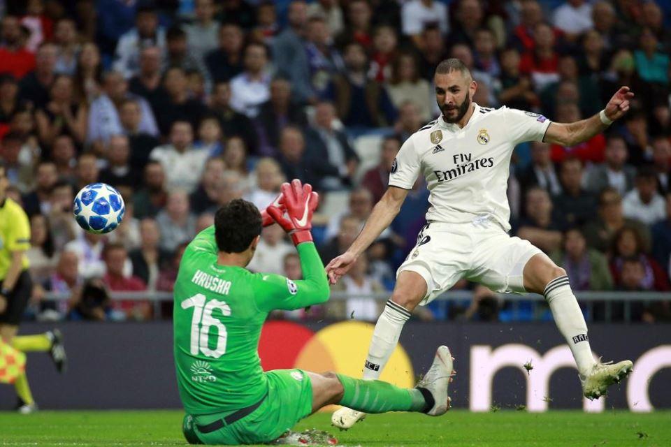 Real Madrid Krisis Striker, Benzema Krisis Gol