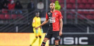 Rennes Lolos Liga Champions, Steven Nzonzi Pastikan Bertahan