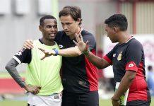 Ruben Sanadi Bhayangkara FC