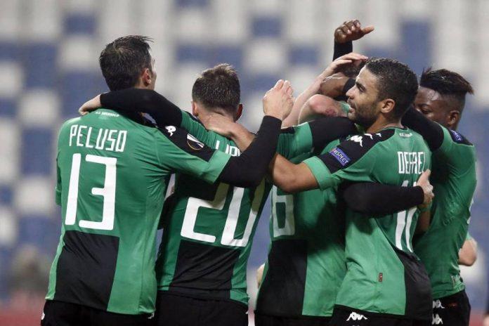 Sassuolo Jadi Tim Serie A Pertama yang Kembali Gelar Latihan