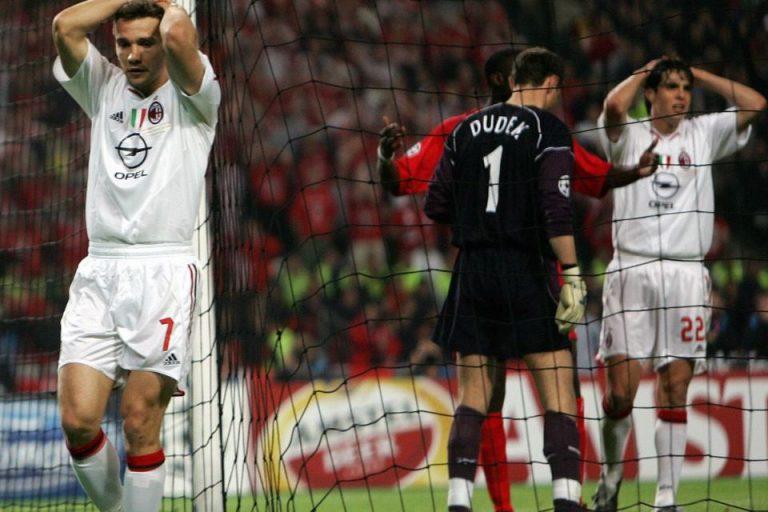 Butuh Dua Tahun Bagi Shevchenko Sembuhkan Luka di Final Liga Champions 2005