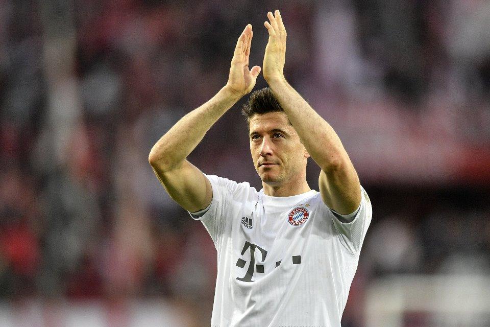 Statistik Bicara, Lewandowski Masih Penyerang Terbaik Di Bundesliga Jerman