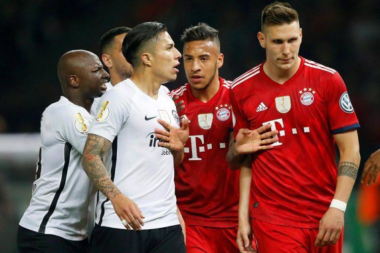Bek Tengah Bayern Berusaha Lampaui Virgil Van Dijk!