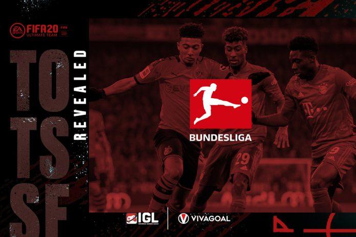 Bundesliga TOTSSF yang Didimonasi Tiga Klub Papan Atas