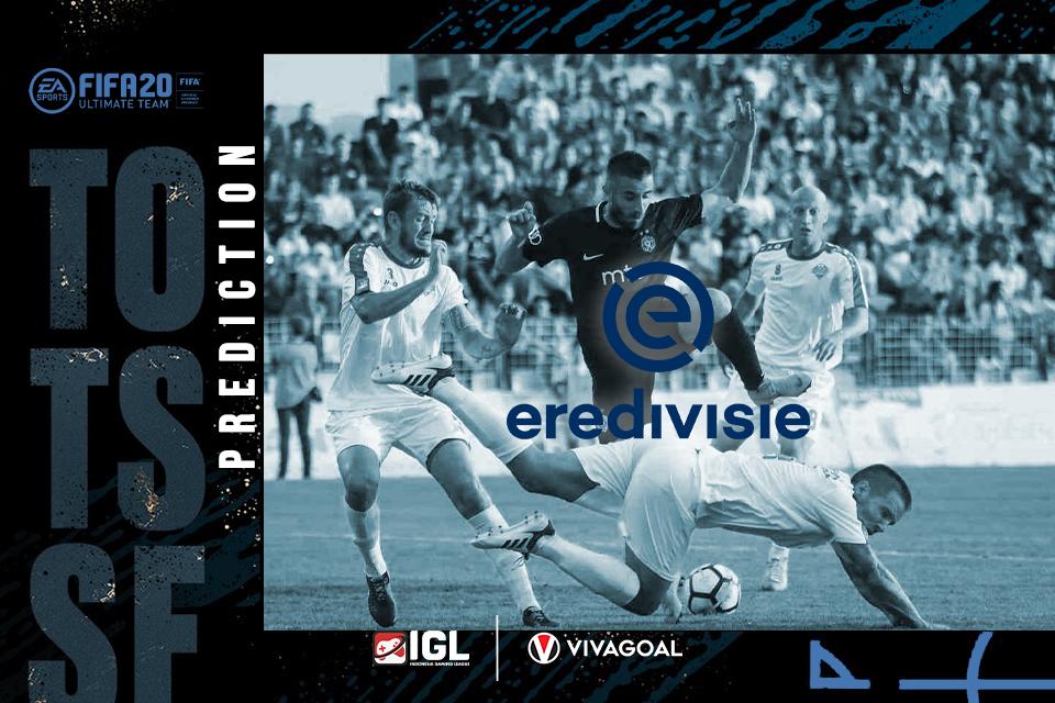 Prediksi Eredivisie TOTS yang Disesaki Punggawa Ajax