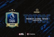 Cara Mendapatkan Premier League TOTSSF di FIFA 20