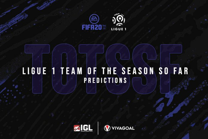 Prediksi Team of the Season So Far Ligue 1: Pemain PSG Mendominasi