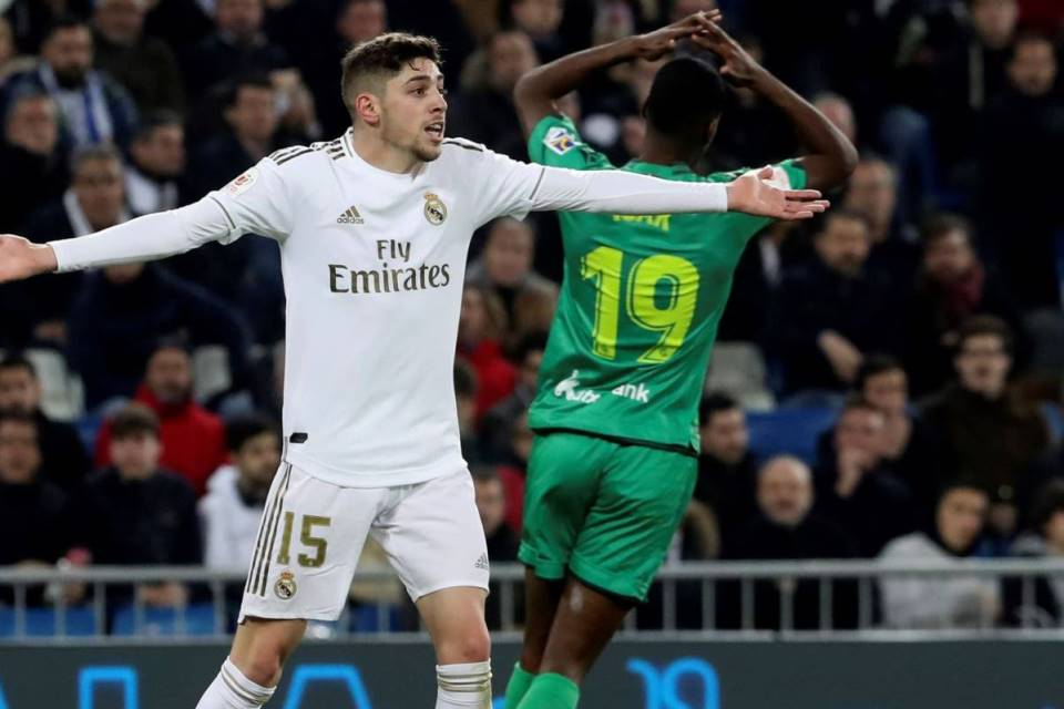 Valverde Madrid Emban Dua Tugas Berat Saat Musim Dilanjutkan