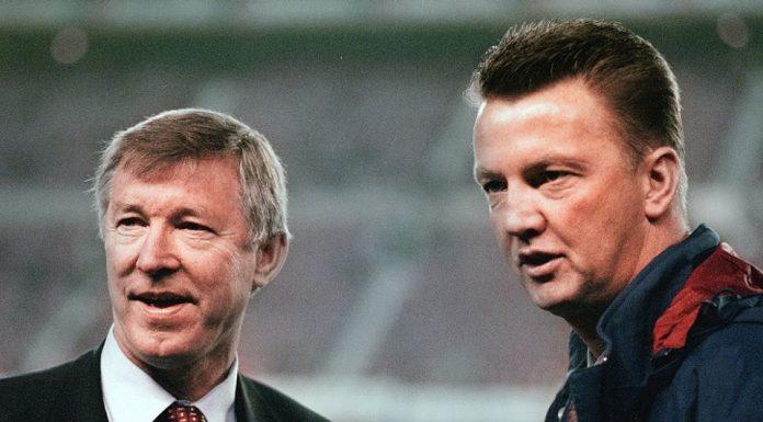 Van Gaal dan Ferguson