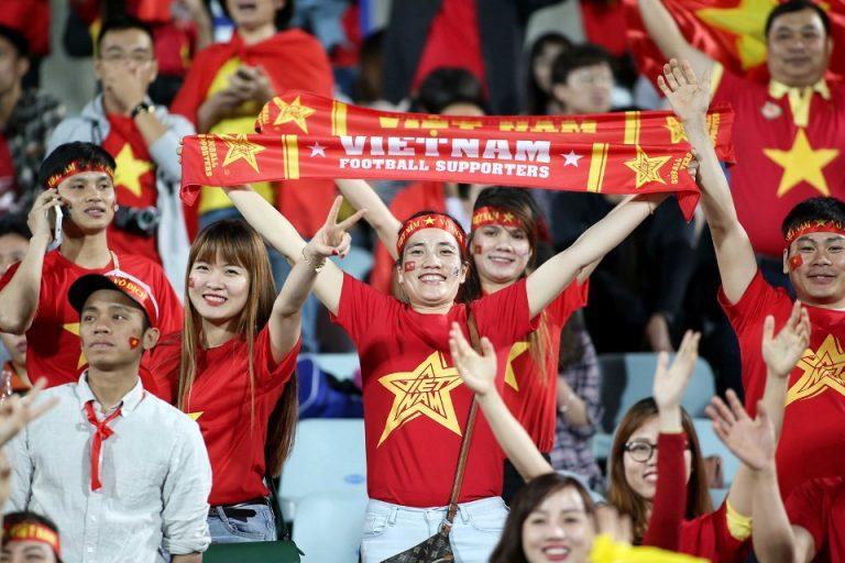 Vietnam Boleh Kembali Gelar Kompetisi Sepakbola dengan Kehadiran Penonton, Kok Bisa?