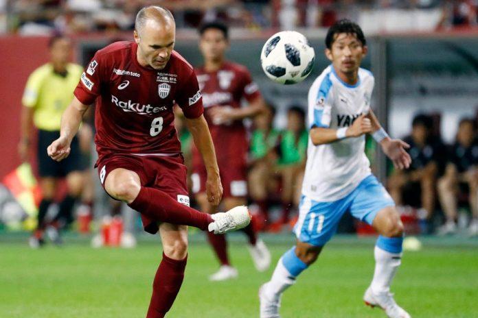 Vissel Kobe Mendulang Untung Dari Andres Iniesta
