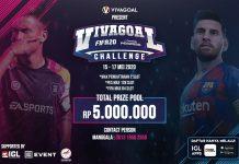 Di tengah Pandemi, Vivagoal Bakal Gelar eFootball PES & FIFA 20 Challenge
