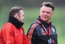 Wayne Rooney dan Van Gaal