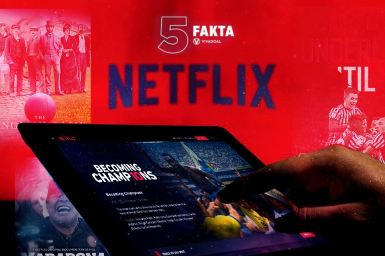 5 Rekomendasi Film Sepak Bola Inspiratif di Netflix