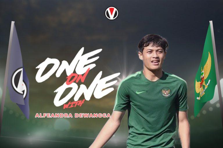 Alfeandra Dewangga: Versatile Player Masa Depan Indonesia