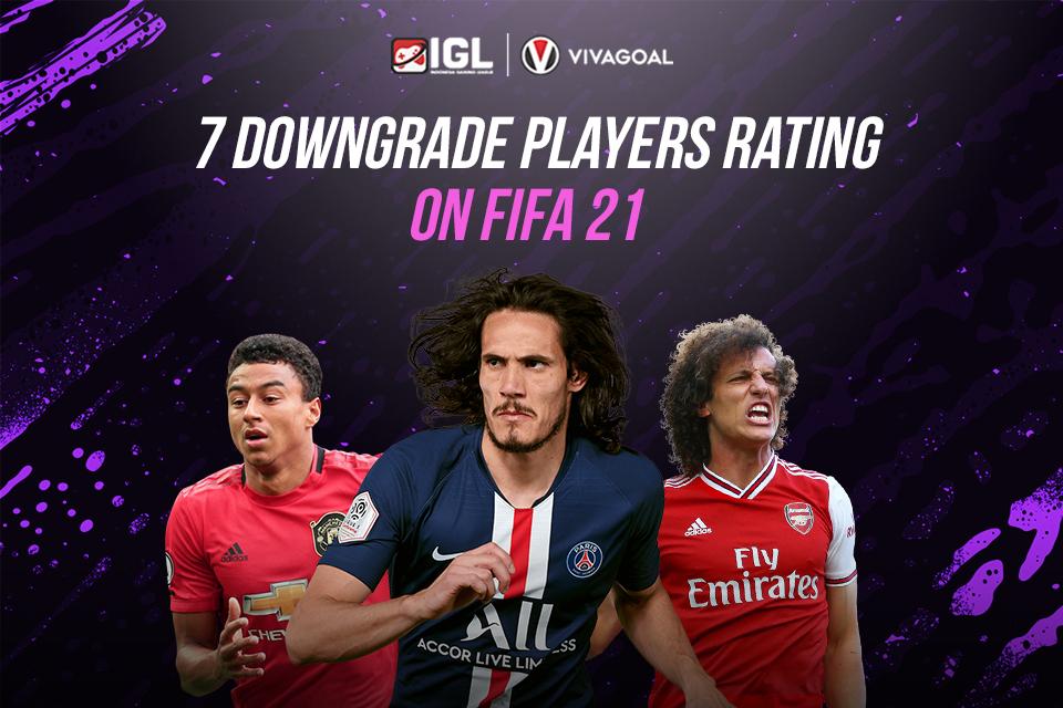 5 Pemain yang Diprediksi Alami Downgrade di FIFA 21