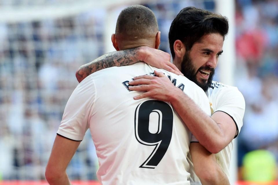 Trio ABH Real Madrid