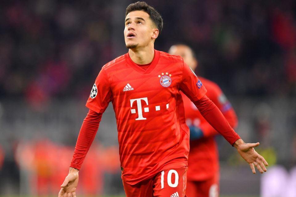 Agen Coutinho Ungkap Kliennya Bahagia di Bayern, Isyarat Bertahan