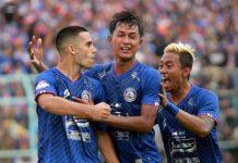 Arema Minta Turnamen Pemanasan Sebelum Liga 1 Kembali Bergulir Oktober Mendatang