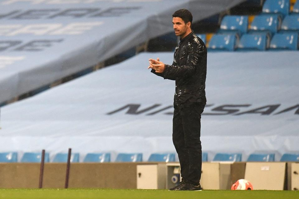 Vivagoal–Liga Inggris – Pemain bertahan The Gunners, David Luiz akui dirinya jadi penyebab kekalahan dari Manchester City pada Kamis (18/6) tadi. Meski demikian, Arteta tetap mempercayai Luiz.