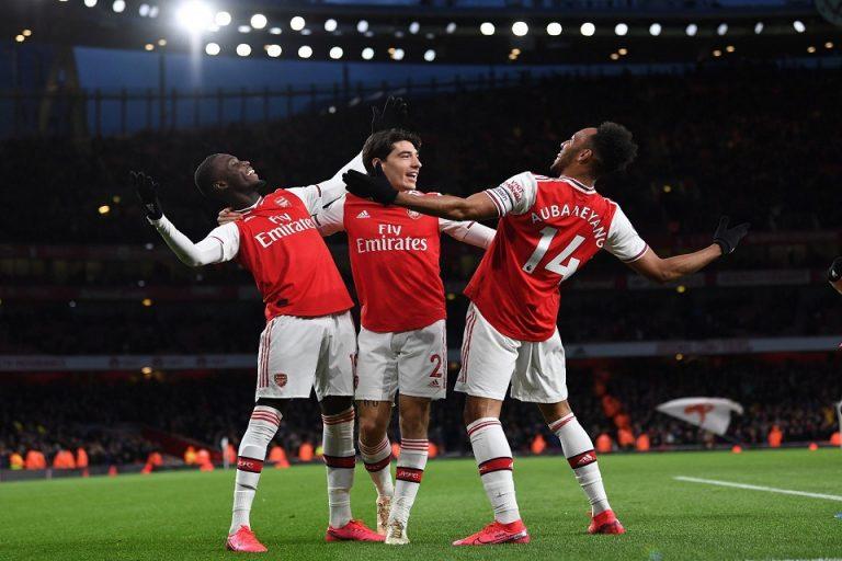 Arteta Optimis Aubameyang Bertahan di Emirates Stadium