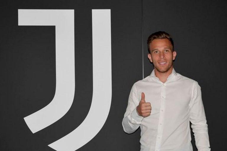 Satu Sosok Penting yang Buat Arthur Melo ke Juventus