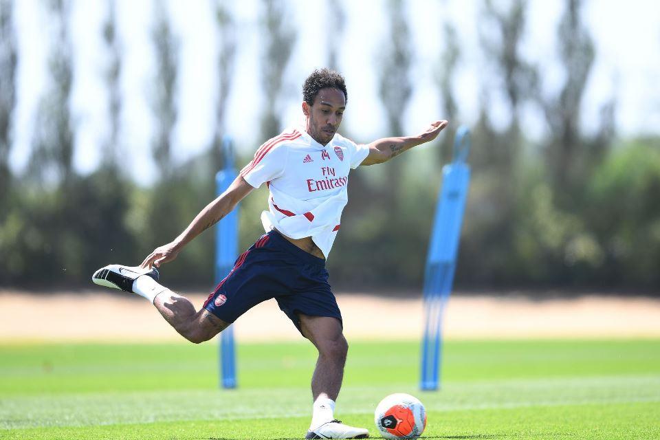 Demi Pertahankan Aubameyang, Arsenal Siap Tendang Dua Wonderkidnya, Siapa?