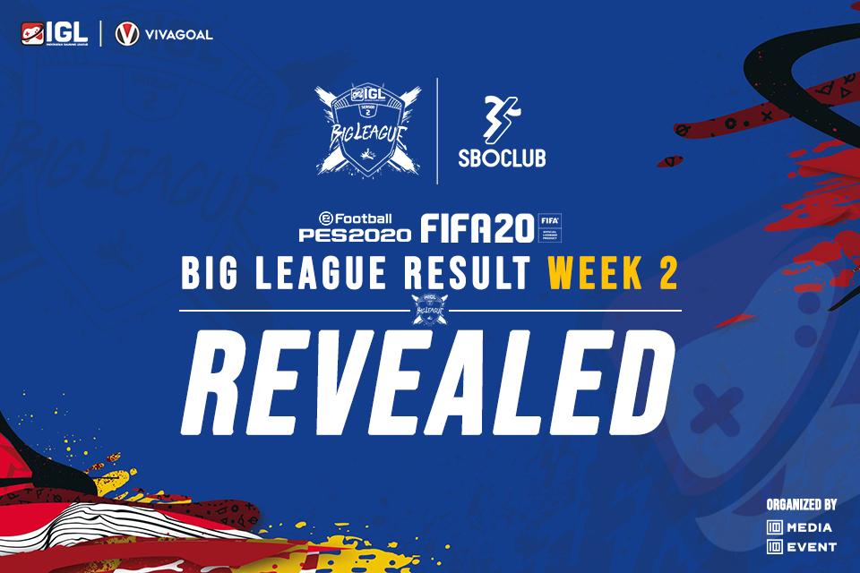 Banyak Kejutan di Gelaran Minggu Kedua FIFA Kick Off IGL