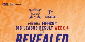 Hujan Gol yang Kembali Terjadi di Minggu Keempat FUT Cup IGL