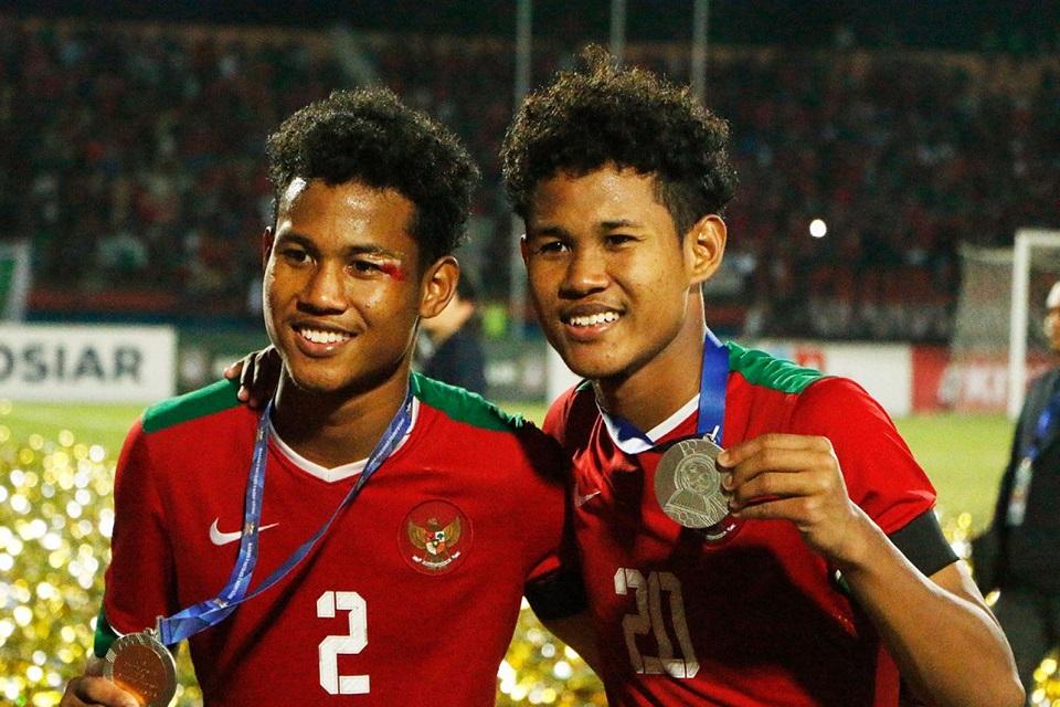 Bagus Kahfi Timnas Indonesia