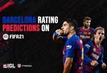 7 Pemain Barcelona yang Diprediksi Alami Perubahan Rating di FIFA 21