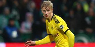 Baru Seumur Jagung, Haaland Tegaskan Bertahan Di Dortmund