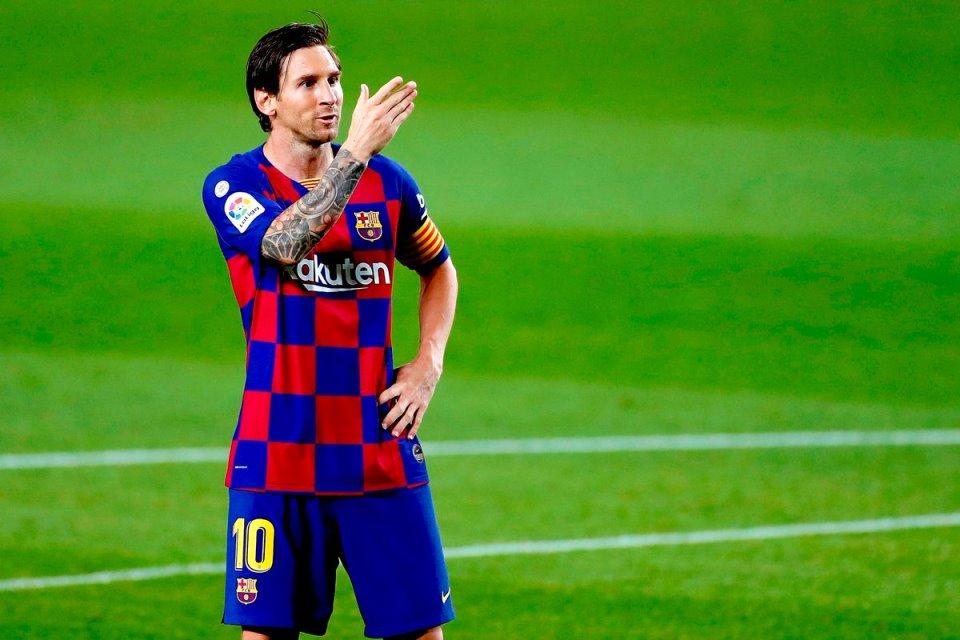 Dear Messi, Pedri Ingin Belajar Banyak, Bertahanlah Di Barcelona