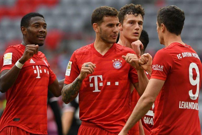 Cuci Gudang, Empat Pemain Ini Harus Tinggalkan Allianz Arena