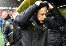 Bayern Kian Jauh, Dortmund Kibarkan Bendera Putih