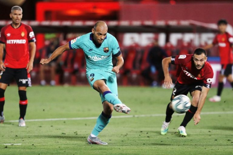 Beda Haaland, Braithwaite Tak Bisa Bela Barcelona Di Liga Champions