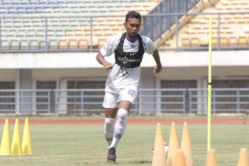 Youngster Persib Siap Buktikan Diri di Skuat Utama