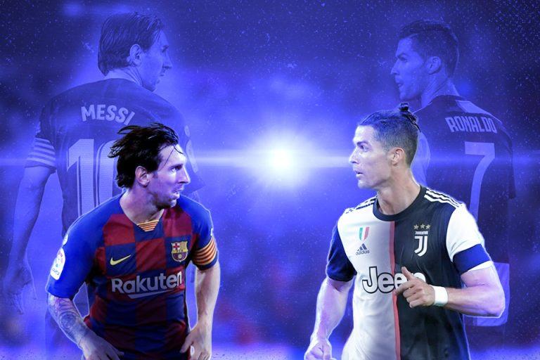 Membedah Taktik Guardiola Bersama Messi dan Ronaldo dalam Satu Tim