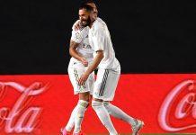 Brace Karim Benzema Menangkan Madrid 3-0 Atas Valencia