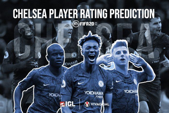 5 Pemain Chelsea yang Diprediksi Alami Perubahan Rating di FIFA 21