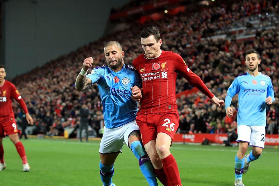 Harapan Klopp Terkait Laga Liverpool kontra City
