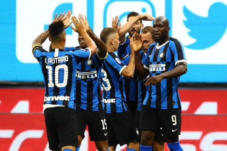 Lini Belakang Inter Milan Masih Jadi PR Untuk Conte
