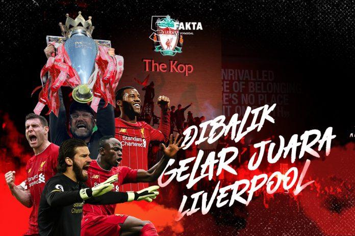 5 Fakta Liverpool