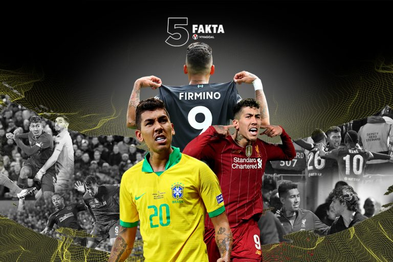 5 Fakta Si Bocah Samba: Roberto Firmino