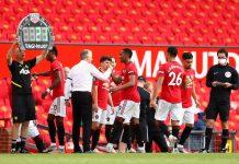 Solskjaer dan tim Manchester United
