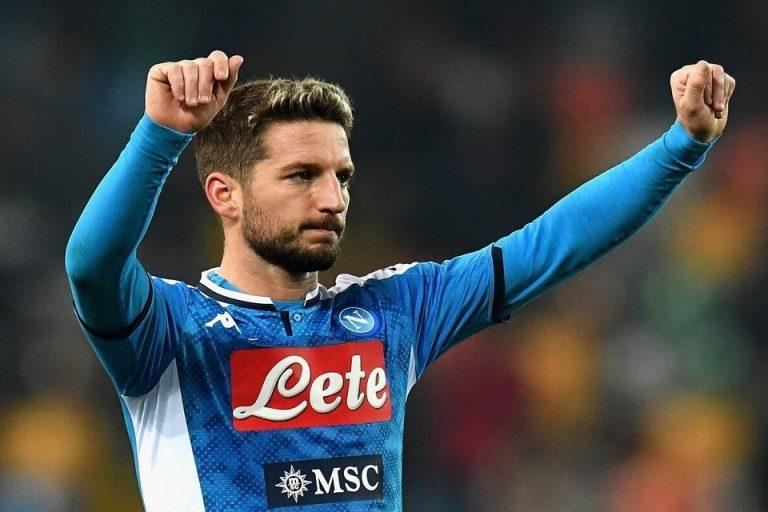 Nyaris Pindah Chelsea, Bintang Napoli Malah Perpanjang Kontrak