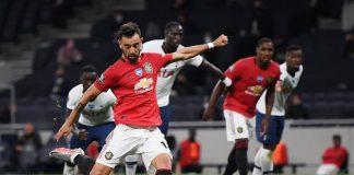 Duel Spurs Vs Man United Berakhir Imbang 1-1