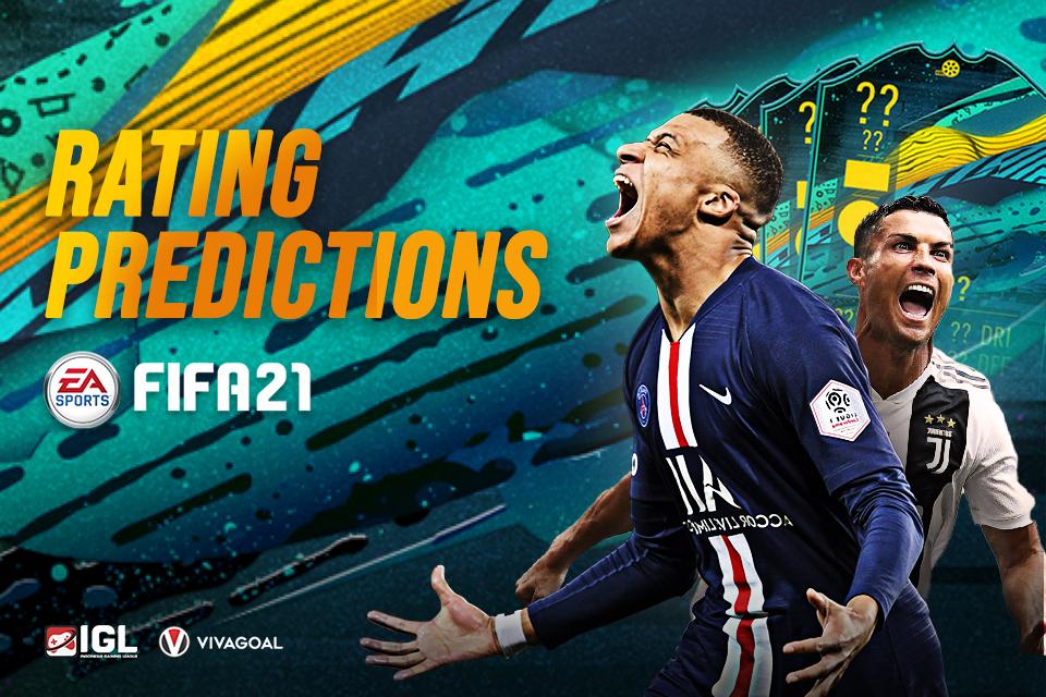 Prediksi Rating 50 Pesepakbola Terbaik di FIFA 21, Siapa Saja?