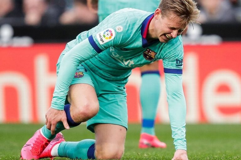 Ingin Rebut Trofi La Liga, Barcelona Malah Dapat Kabar Buruk