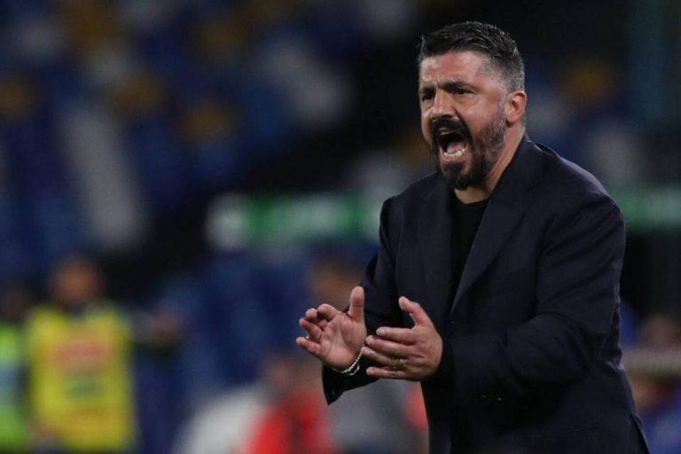 Gattuso Usir Bintang Napoli dari Tempat Latihan, Kenapa?